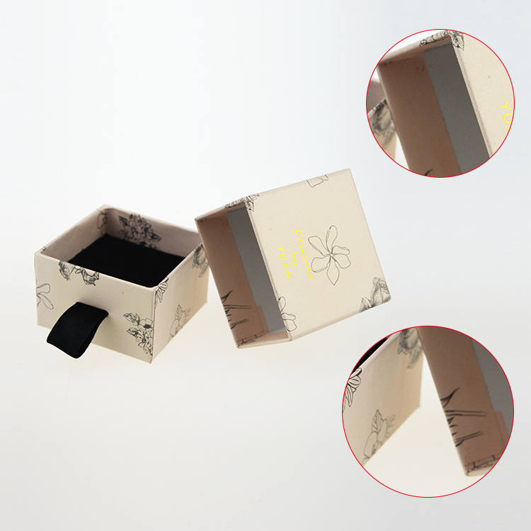 Decorative Gift Boxes Wholesale Cardboard Drawer Box Packaging