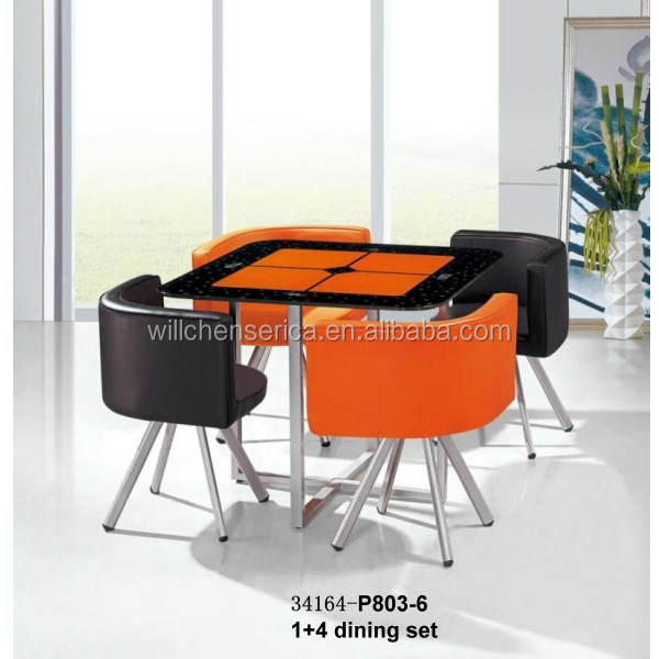 Nuevo diseño 34164-P803-6 1 + 4/1 + 6 pu/juego de comedor de ...
