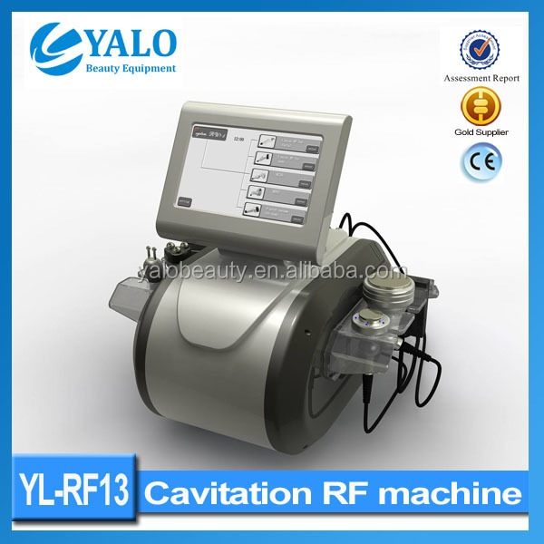 YL-RF13 5M multipolar RF thermal slimming system for weight loss