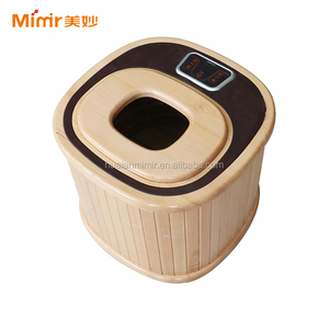 Far-infrared Dry Foot Bath Health Spa foot sauna therapy
