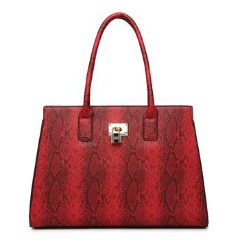 bf2ed7c55f italian brands red pu ladies fancy sling bags vintage genuine leather tote  bags women handbag