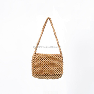 19e7e0b5f69 Wooden Beaded Bag, Wooden Beaded Bag Suppliers and Manufacturers at ...