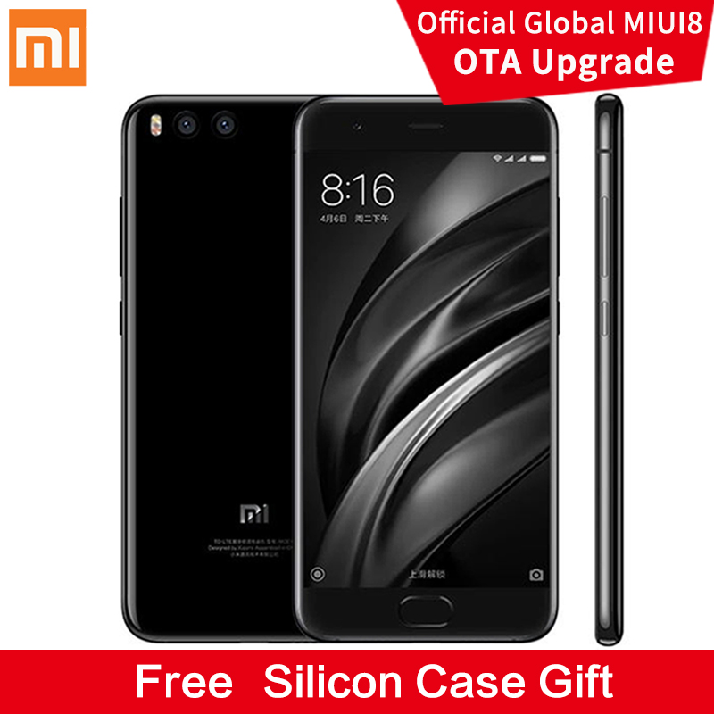 Wholesale mi 6 Qualcomm Snapdragon 835 Octa core 2.45GHz RAM 6GB/ROM 128GB 3350mAh M6 smart phone