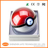 New electrical products costume pokeball pokemon go ball power bank supply shenzhen shi