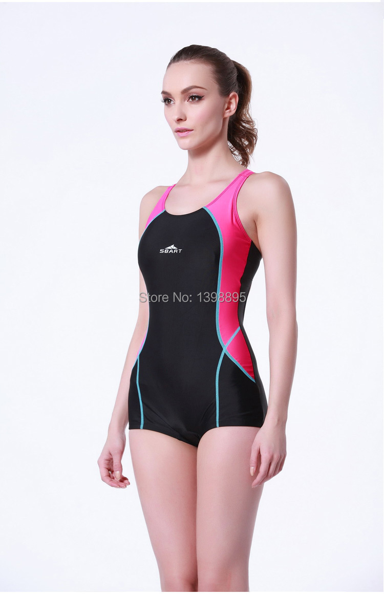 c800ba76d Sbart competition swimwear womens sporty swimsuits racing swim suit cheap  swim team suits sporty swimming costume for ladies