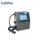 SOP800 Brother industrial code ink Jet label expiry date carton box printer printing machine