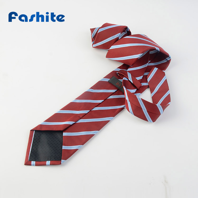 Professional cheap personalized 100% polyester men gift luxury tie set