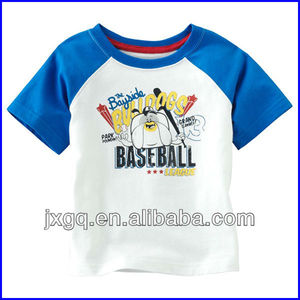 f25e513d3 China Kids T-shirt Round Neck Design, China Kids T-shirt Round Neck Design  Manufacturers and Suppliers on Alibaba.com