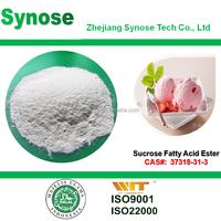 Sucrose Fatty Acid Ester SE Ice cream, frozen food and drinks emulsifier CAS 37318-31-3