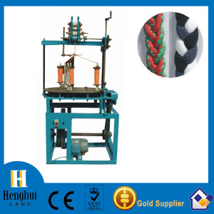 Traditional Type 3 Spindles Rope Braid Machines