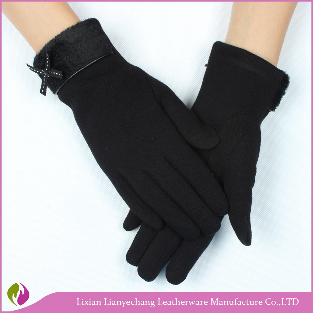 OEM manufacturers funky winter gloves fashion glove glove
