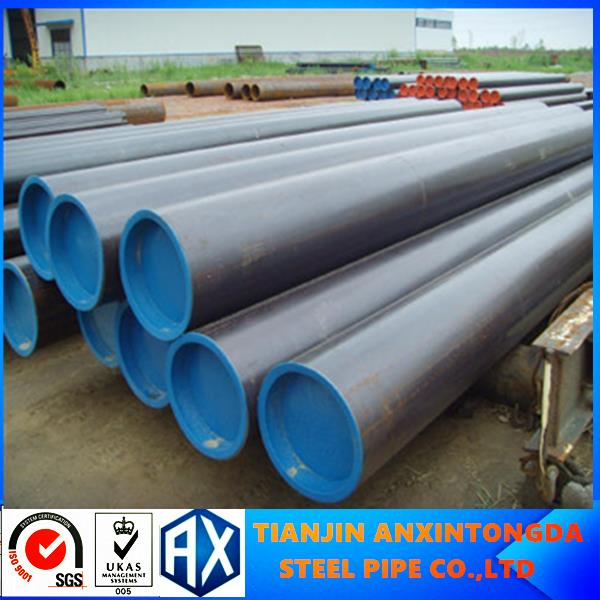 ASTM A53 ms carton steel tube of AXTD large od api 5l a25 a b x42 x46 x52 x56 x60 x65 x70 x80 erw carbon steel pipe used in oil