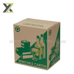 High quality simple design wholesale customize various energy drink packaging corrugated boxes