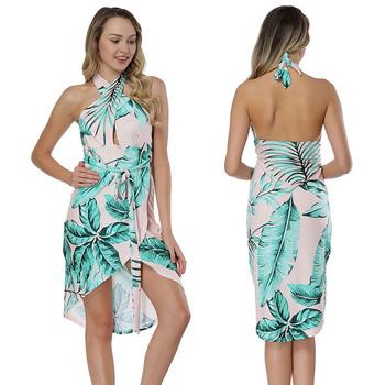 4967ebf2a8c9 Wholesale New Fashion Crochet Long Beach Dresses 2018 Summer - Buy ...