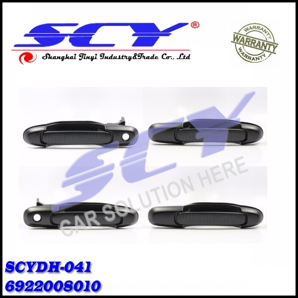 2Pcs Set Right Driver side Door Handles For TOYOTA Sienna 6927708010 6921008010