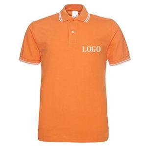 Promotional Gift 120Gsm Ladies Polo T Shirts