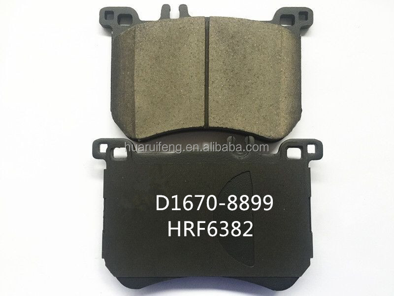 D1670-8899 Formulated for reduced noise and longer wear