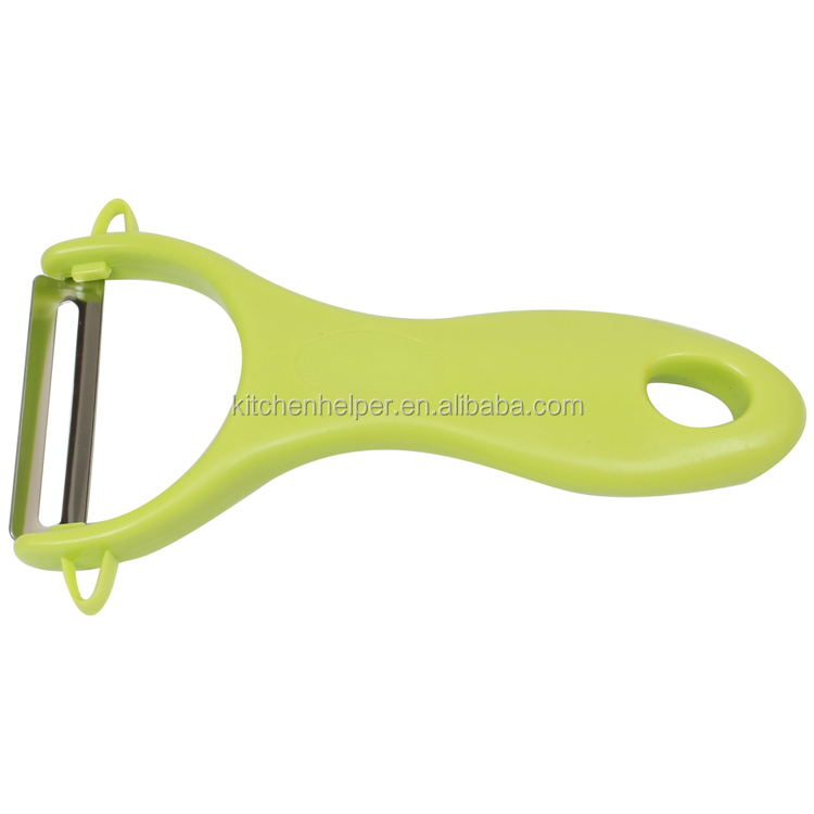 2018 colorful pp handle Promotion vegetable Fruit ceramic peeler