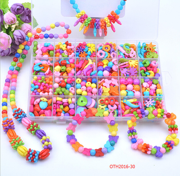 Beads Set for Jewelry Making Kids Adults Children Craft DIY Necklace Bracelets Letter Alphabet Colorful Acrylic Crafting Beads