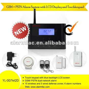 Quot Buy One And Get One Free Quot New Gsm Pstn Home Security