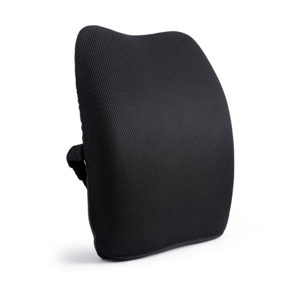 Orthopedic Memory Foam Lumbar Cushion Back Support Cushion Pillow for Lower Back Pain