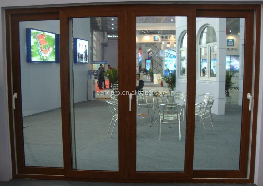 Puertas de pvc exterior good puerta entrada rstica puerta - Puertas exteriores pvc ...