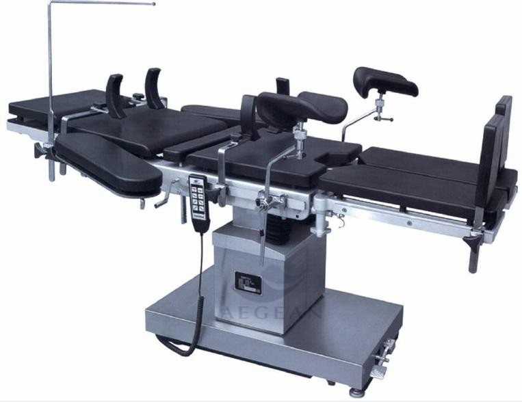 AG OT005 Clinic Apparatus Approved Antique Medical Patient Examination Table