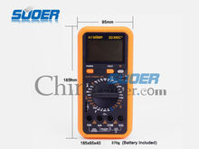 Digital Multimeter CCTV Camera Tester Multimeter with Digital LCD Display