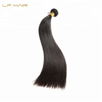 cheap remy straight hair 9a 10a grade virgin brazilian 100 human hair extensions double drawn silky straight hair weft