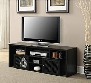 Get Quotations · TV Stand For Flat Screens 60 Inch Media Console    Entertainment Center Cabinet Furniture Is Best