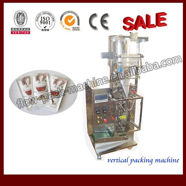 Automatic tianli oral liquid packing machine