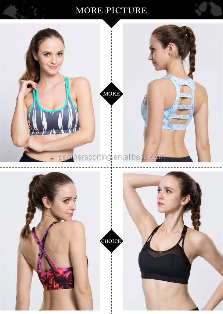 e22ea3aed6a60 Quick Dry Fitting Sports Bra Women Yoga Hot Sexy XXXX Bra Fitness Activewear