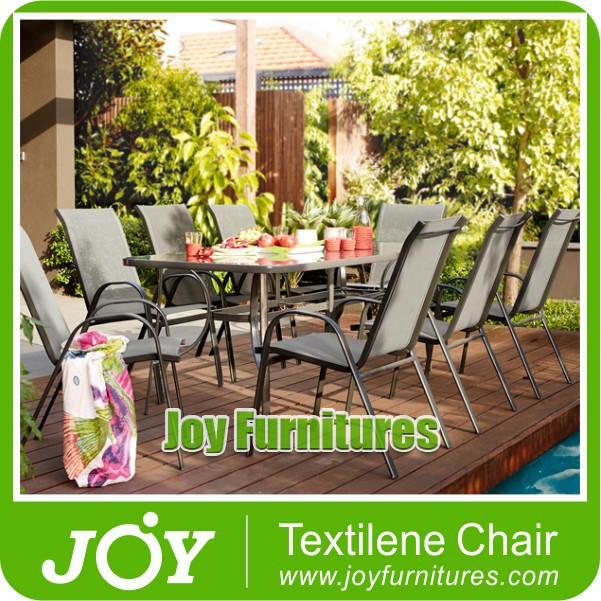 Pvc Teslin Pipe Outdoor Chair