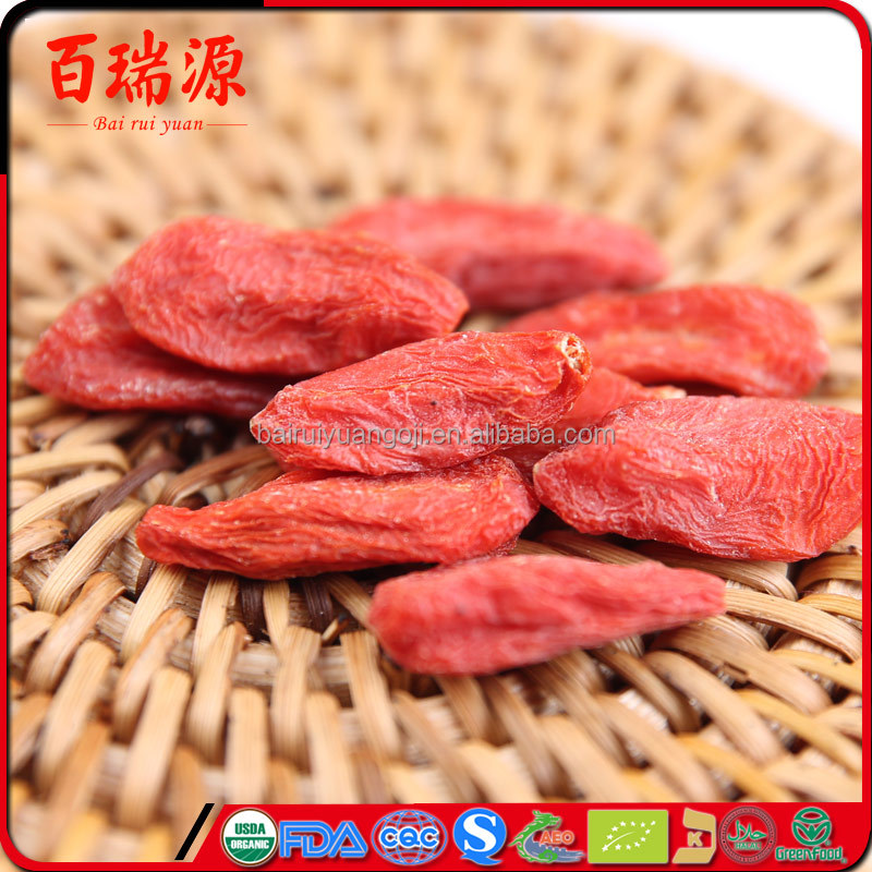 2016 Selling the best quality cost-effective products goji