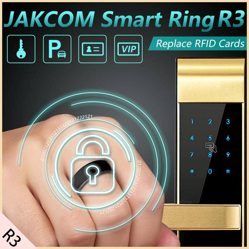 Jakcom R3 Smart Watch 2017 New Product Of Access Control Card Reader Hot Sale With Emv Chip Card Nfc Reader Alarm System