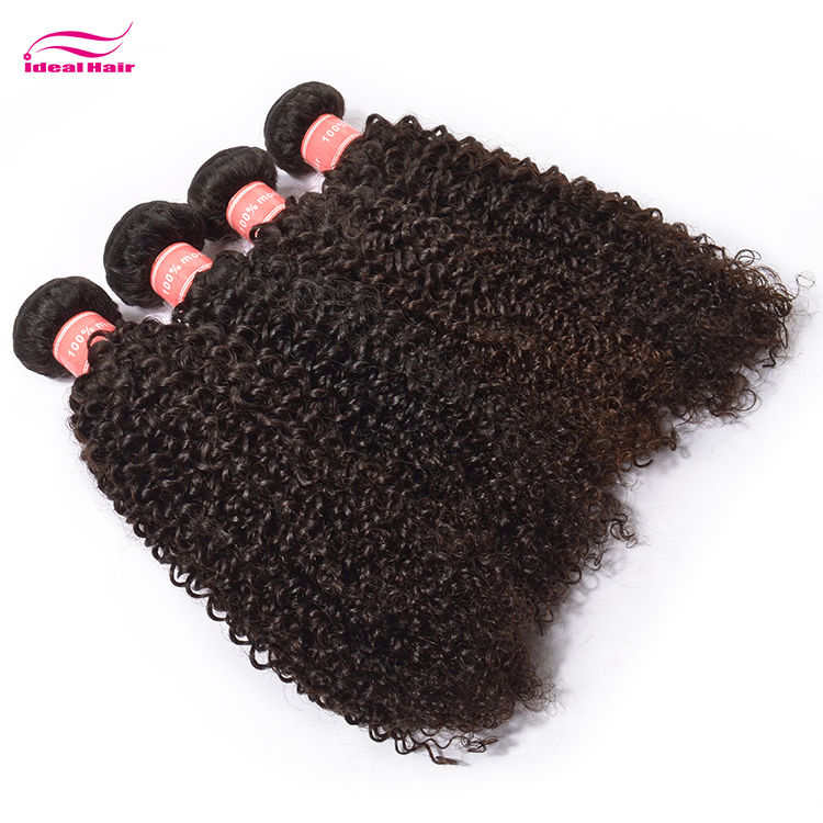 Top quality raw afro virgin mongolian kinky curly hair,mongolian hair piece,unprocessed raw virgin 7a mongolian human hair weft