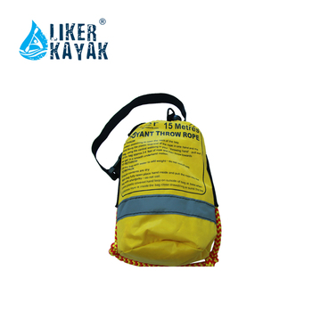 High Visibility Throw Rope Rescue Bag Safety Product On Alibaba