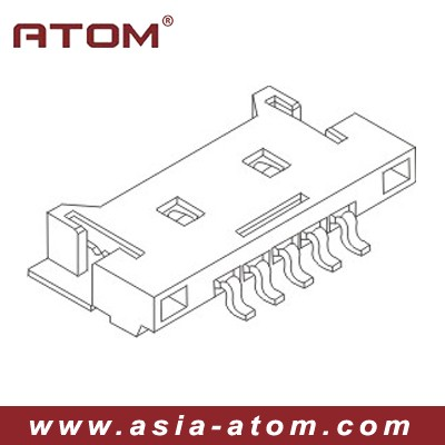 ATOM group shenzhen 1.25mm wire to board connector