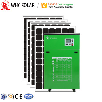 Superb Whc Off Grid Home Generator System 4000W Solar Electricity Generating System For Home View Off Grid Whc Oemodm Product Details From Guangzhou Whc Download Free Architecture Designs Scobabritishbridgeorg