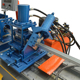 Metal Stud And Track C Purlin Channel Roll Forming Machine