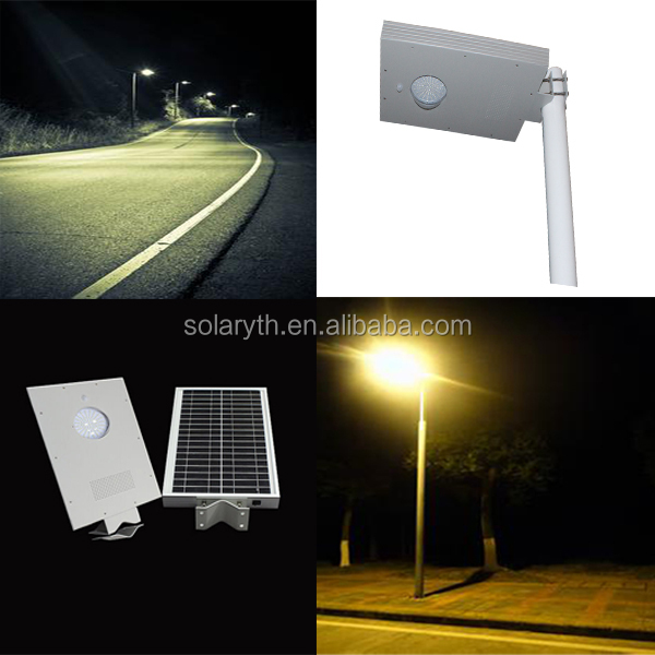 Cheap Price 40w Led Solar Street Lights,Lighting Effect Equal To ...