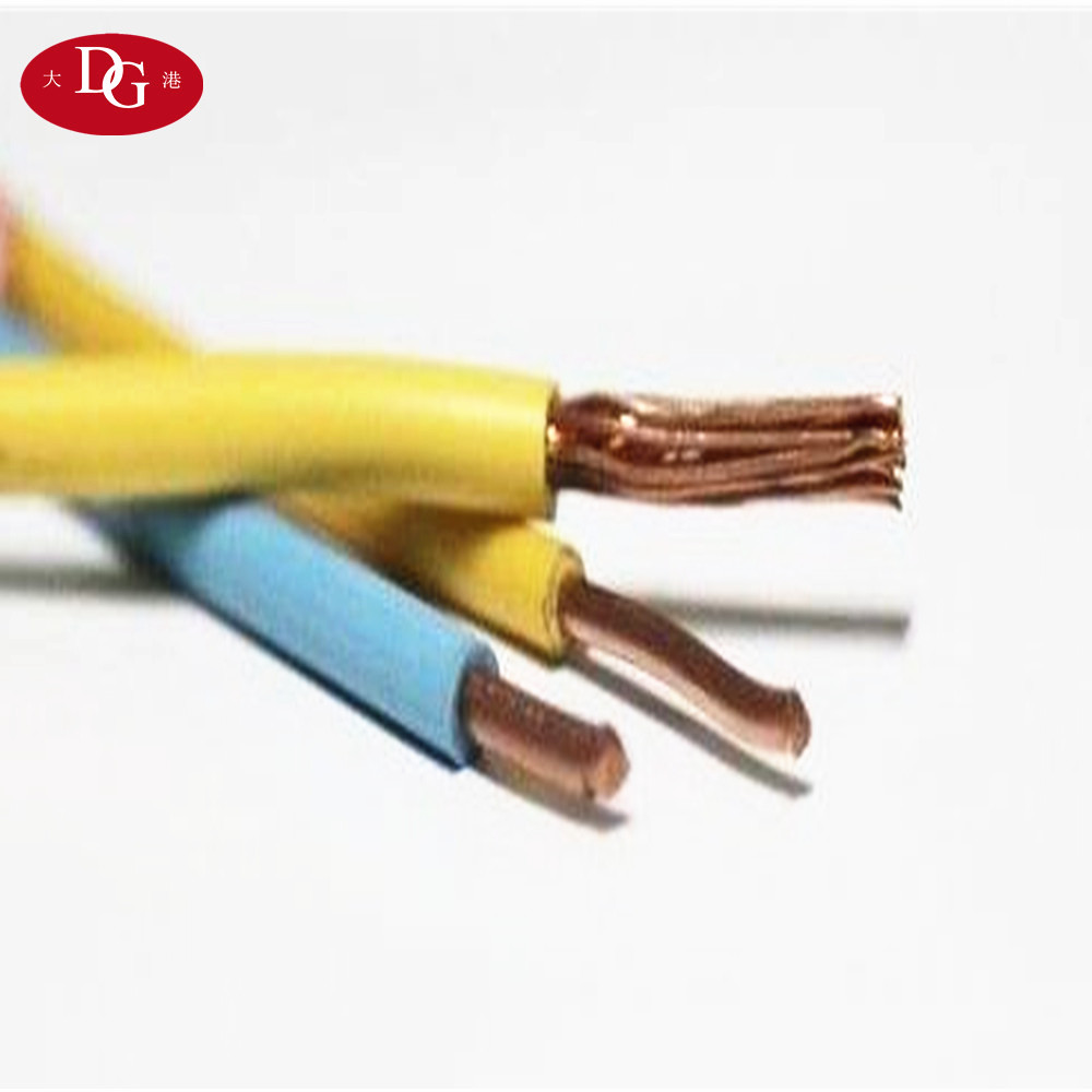 House Using Solid/stranded Copper Core Electric Wire,Pure 99.9 ...
