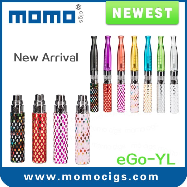 2013 Top Sale!!! Momo Christmas ecigs with ce4 clearomzier,promotion price 1100mah ego t electronic cigarette starter kit
