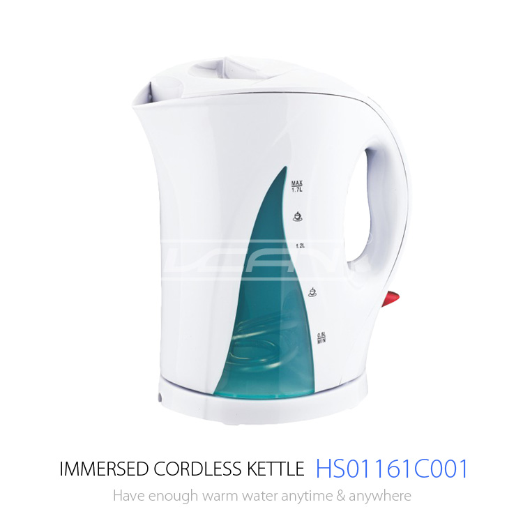 Highly-quality polished 18/8 stainless steel double wall tea pot/water kettle with stainer