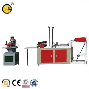 Film Application and New Condition plastic bag making machine