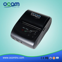 OCPP-M05 android and IOS bluetooth mini thermal printer battery powered