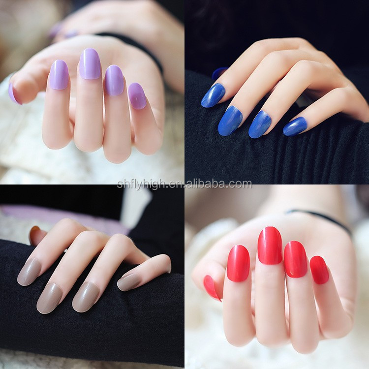 Pre Glued Artificial Nails Wholesale, Artificial Nails Suppliers ...