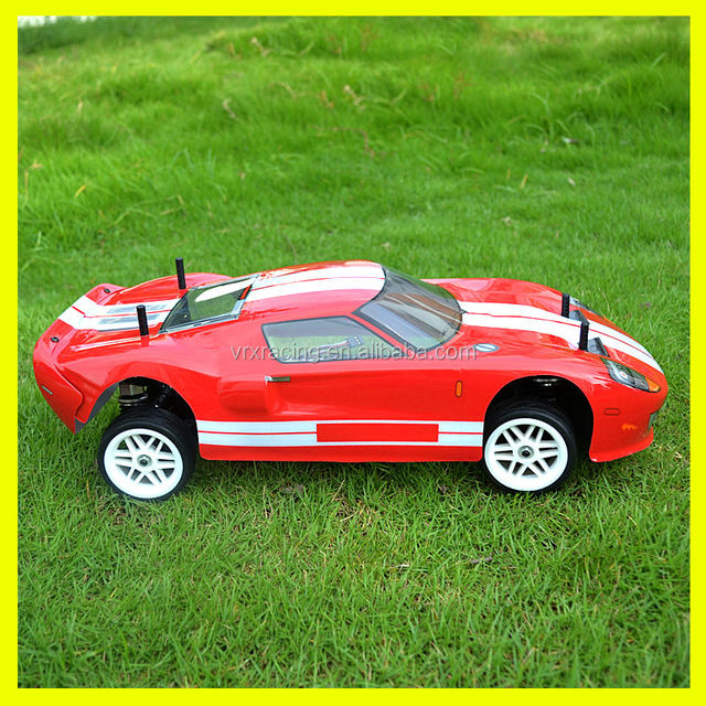 RH1026L Print Color Red Body ShellRc 110 Drift Car With