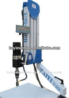 Universal pitch control servo tapping machine