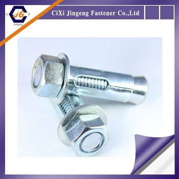 China Manufacturer High Quality Fastener Sleeve Anchor 1/2 Size ...